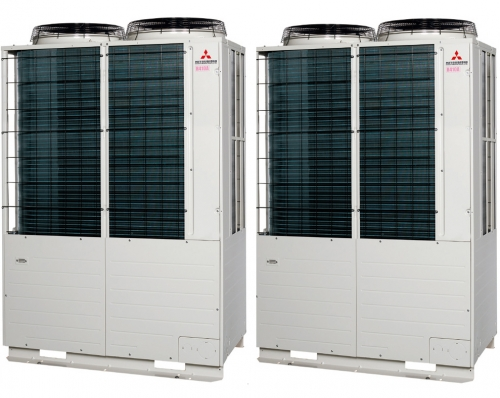 Heat pump combination systems 22, 24HP (61.5kW, 67.0kW)