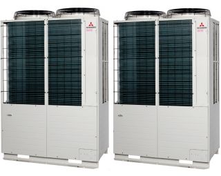 Heat pump combination systems 26, 28, 30, 32, 34, 36, 38, 40HP (73.5kW~112.0kW)
