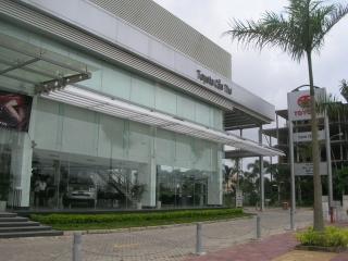 Công trình Toyota