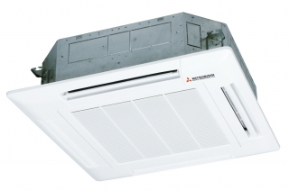 Ceiling Cassette -4way Compact (600x600mm)- FDTC