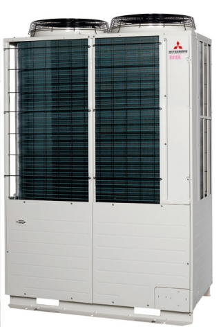 Outdoor units Standard large connection 10~34HP (28.0kW~95.0kW)