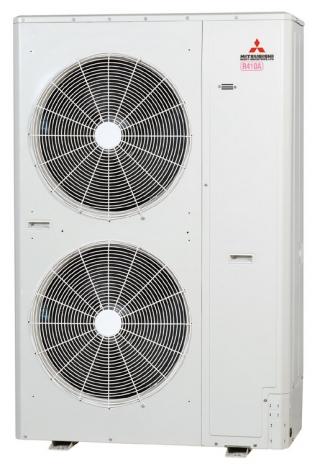Heat pump systems 8, 10HP (22.4kW · 28.0kW)